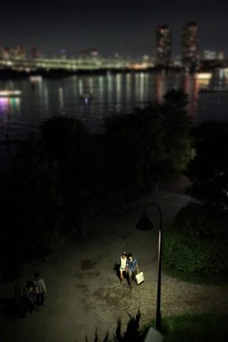 ROMANTIC WALKING - 2064